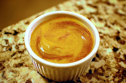 Pumpkin Pie Soup